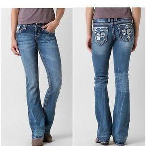 Rock Revival sapphire boot jeans poop t l loop